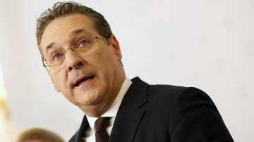 Австрийската върховна прокуратура няма да разследва бившия вицеканцлер Щрахе