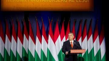 Виктор Орбан призова за глобален съюз срещу миграцията