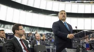Какво доведе до решението за наказателна процедура срещу Унгария?