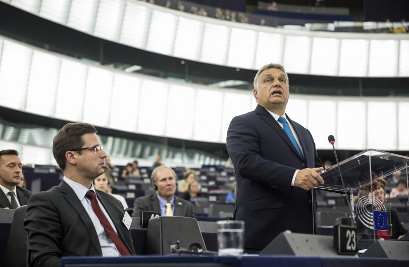 Решението на Европейския парламент от тази седмица, да се открие