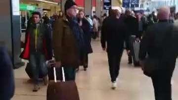 Пренасочени полети от летище Орли в Париж