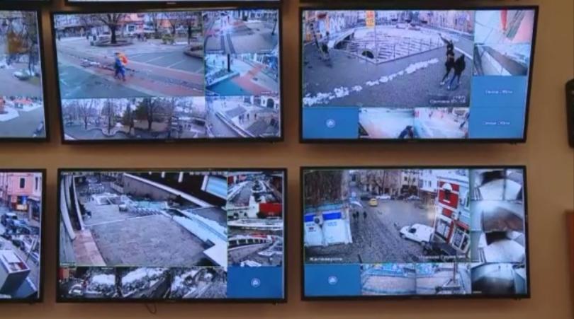 Община Пловдив ще изгради собствена оптична мрежа за видеонаблюдение в