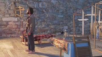 Млад актьор избра сцената на крепостта Баба Вида за свой моноспектакъл