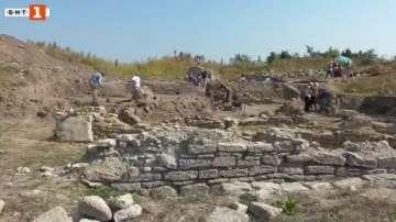 Продължават разкопките на античния град Рациария край Видин