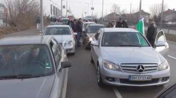 За втори път във Видин излизат на протест, защото до региона няма пътища