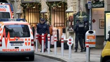 Един човек загина след стрелба в центъра на Виена
