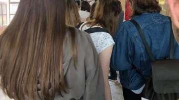 Опашки пред българска избирателна секция във Виена