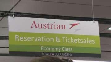 Летището във Виена възстанови работата си