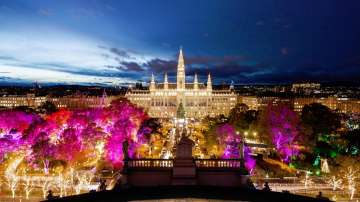 Магията на Коледния базар във Виена