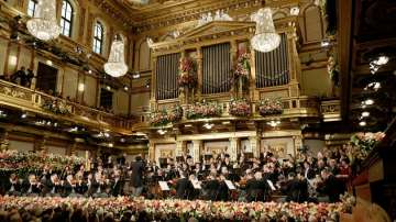 35-годишен диригент ръководи Новогодишния концерт на Виенската филхармония