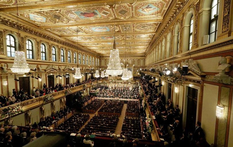 Снимка: НА ЖИВО по БНТ: Новогодишният концерт на Виенската филхармония