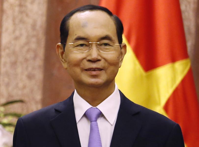 Президентът на Виетнам Чан Дай Куанг почина днес на 61-годишна