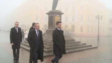 Министър Вигенин посети Одеса