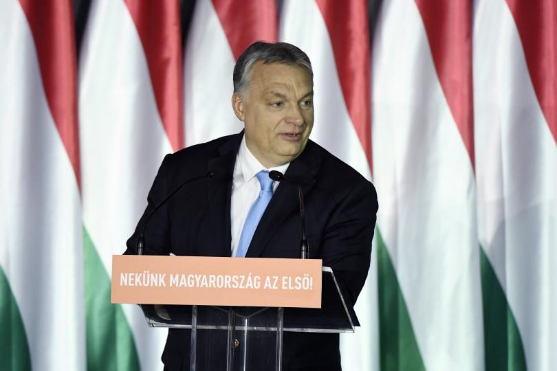 Унгарският премиер Виктор Орбан пристига във Вашингтон за работна среща