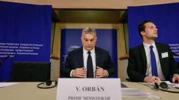 """Съдбовен ден за Виктор Орбан: ЕНП замрази членството на партията му """"Фидес"""""""