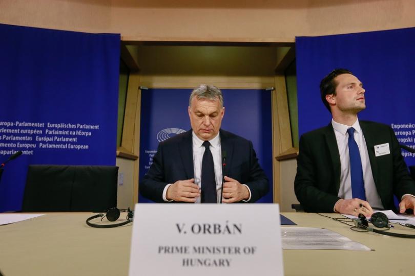 """Европейската народна партия замрази членството на унгарската """"Фидес"""". Решението беше"""