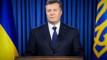 Задочна присъда срещу бившия украински президент Виктор Янукович