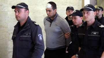 Съдът остави в ареста Виторио Александров, обвинен за двойното убийство в София