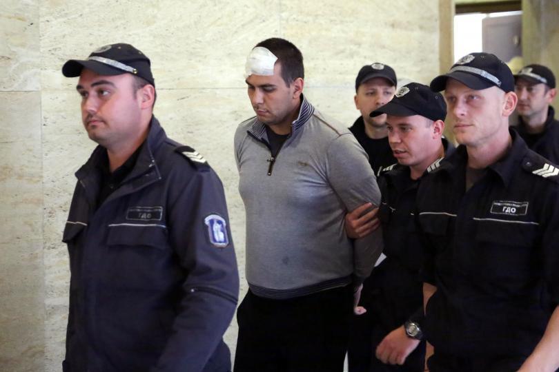убиецът надежда викторио александров остава ареста