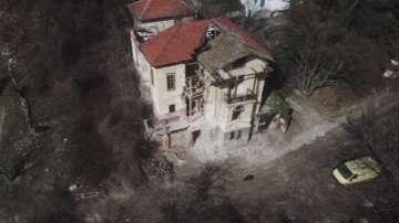 Дарителска кампания за реставрирането на вилата на Евлоги Георгиев