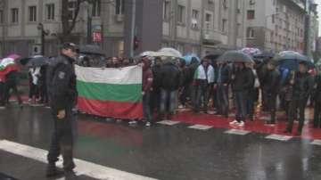 Протестите срещу цените на винетките не спират