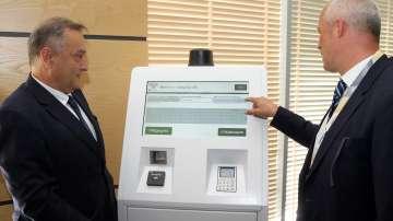 АПИ показа новите терминали за закупуване на електронни винетки