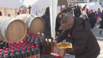 """За девети път в Мелник се проведе фестивалът """"Златен грозд"""""""