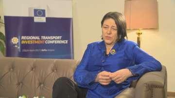 Еврокомисарят Виолета Булц пред БНТ: България има шанса за добри инвестиции