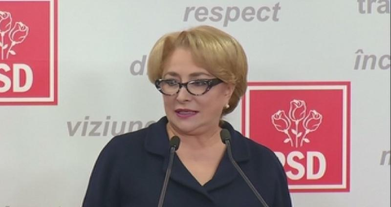 Румънският премиер Виорика Дънчила увери днес, че страната е подготвена