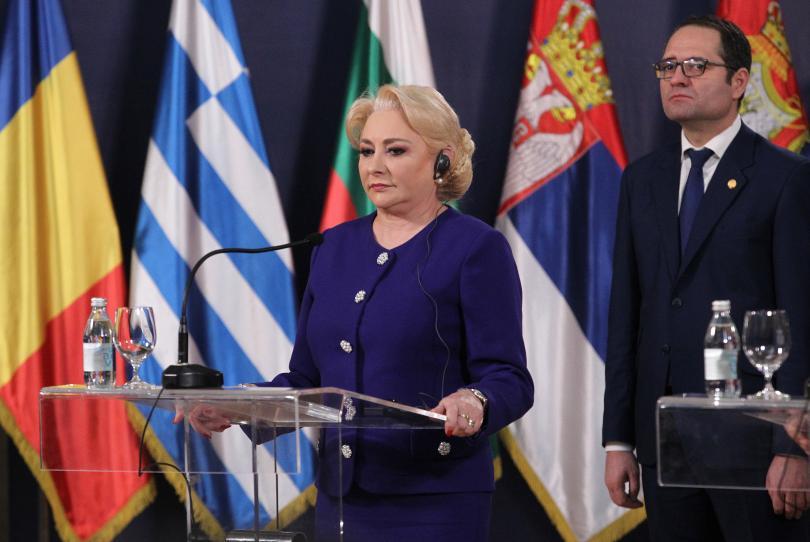 снимка 3 Бойко Борисов в Белград: Ако нещо може да потопи Балканите, това е миграцията