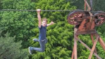 14-годишен ходи по ръба на живота в името на едно селфи
