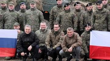 Вишеградската четворка отбелязва 20 години членство в НАТО