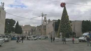Витлеем е готов да посрещне туристи за празниците