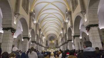 При засилени мерки за сигурност посрещнаха Рождество Христово във Витлеем
