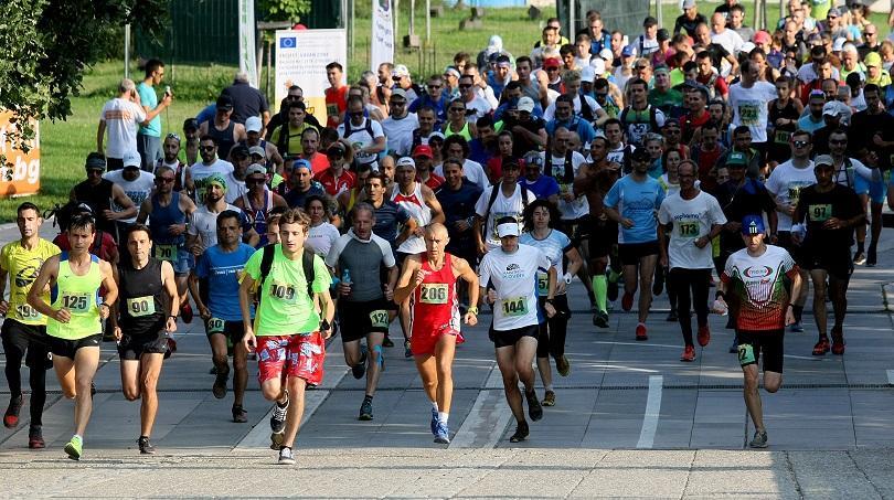 Над 350 души стартираха на традиционното състезание