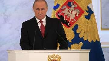 Годишното послание на руския президент Владимир Путин