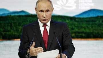 """Владимир Путин коментира британските обвинения по аферата """"Скрипал"""""""
