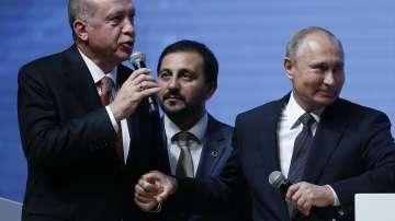 Путин и Ердоган дадоха начало на сухопътния участък на Турски поток