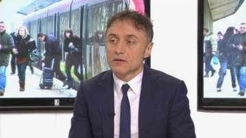 Владимир Владимиров: Сега БДЖ е в много по-добро здравословно състояние