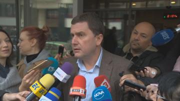 Владимиров, кмет на Перник: Моят ангажимент е изпълнението на водния режим