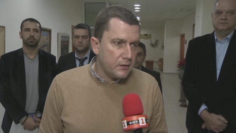 Приключи пресконференцията в Перник, на която кметът на града Станислав
