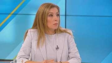 София Владимирова по казуса Референдум: СЕМ не намира нарушение на екипа