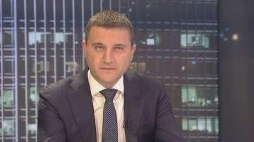 Владислав Горанов в Панорама: Политиката по доходите няма да е на калпак