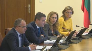Владислав Горанов: Спад на безработицата и ръст на икономическите показатели