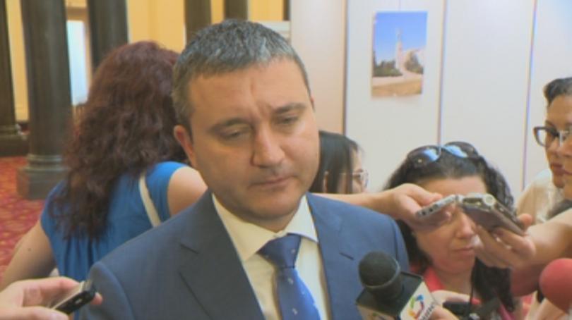 Министърът на финансите Владислав Горанов заяви, че ще има разговор
