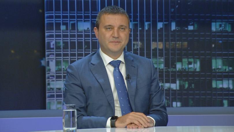 Финансовият министър Владислав Горанов беше категоричен, че изтеклите данни от