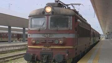 БДЖ: Влакове няма да се спират, линии няма да се режат