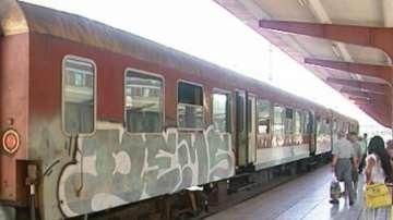 Спира пътническият влак Варна-Карнобат