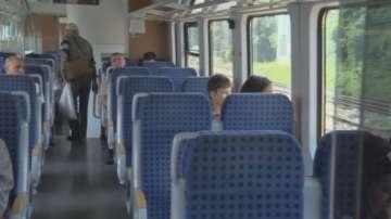 Пожар в бързия влак Варна - София, няма пострадали пътници