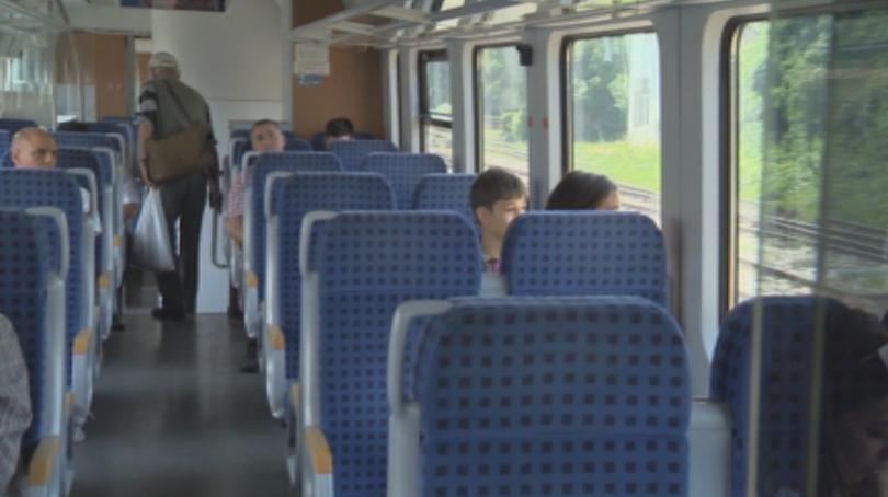 пожар бързия влак варна софия пострадали пътници